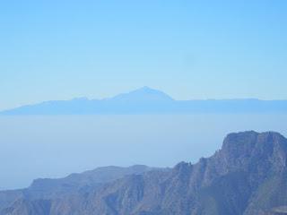 Gran Canaria 2015 teide view
