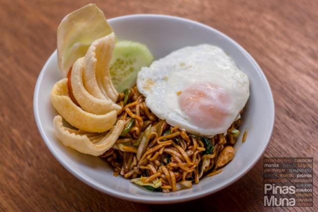 Mee Goreng by Restoran Garuda Indonesian Restaurant in Salcedo Legazpi Village Makati