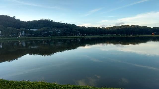 Lago Barigui