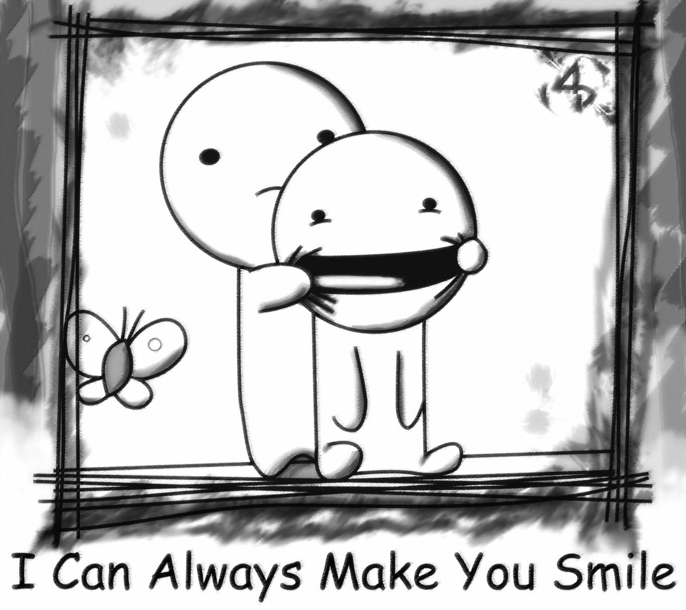 U Make Me Smile Quotes: Serene Satire