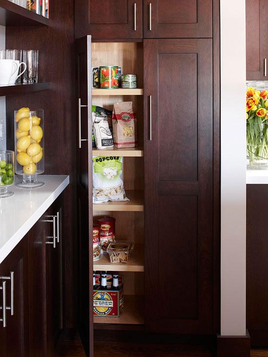 Kitchen Pantry Design Ideas Home Styles