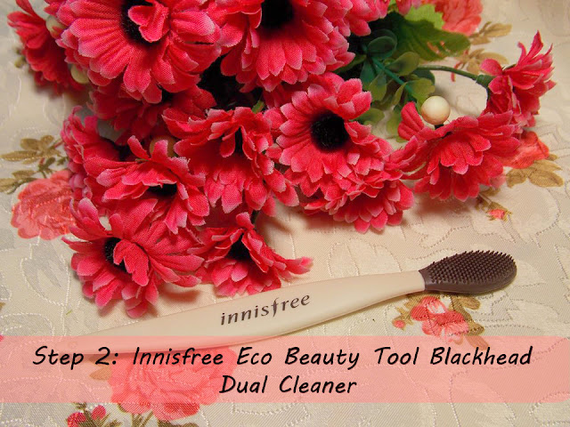 INNISFREE BLACKHEAD DUAL CLEANER