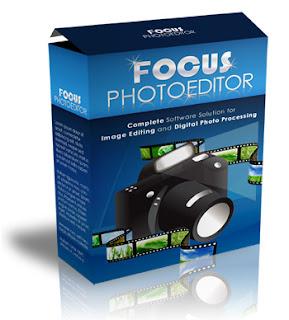 تنزيل برنامج الكتابة على الصور 2019 Focus Photoeditor للكمبيوتر