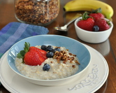 Almost-Chewy Creamy Oatmeal
