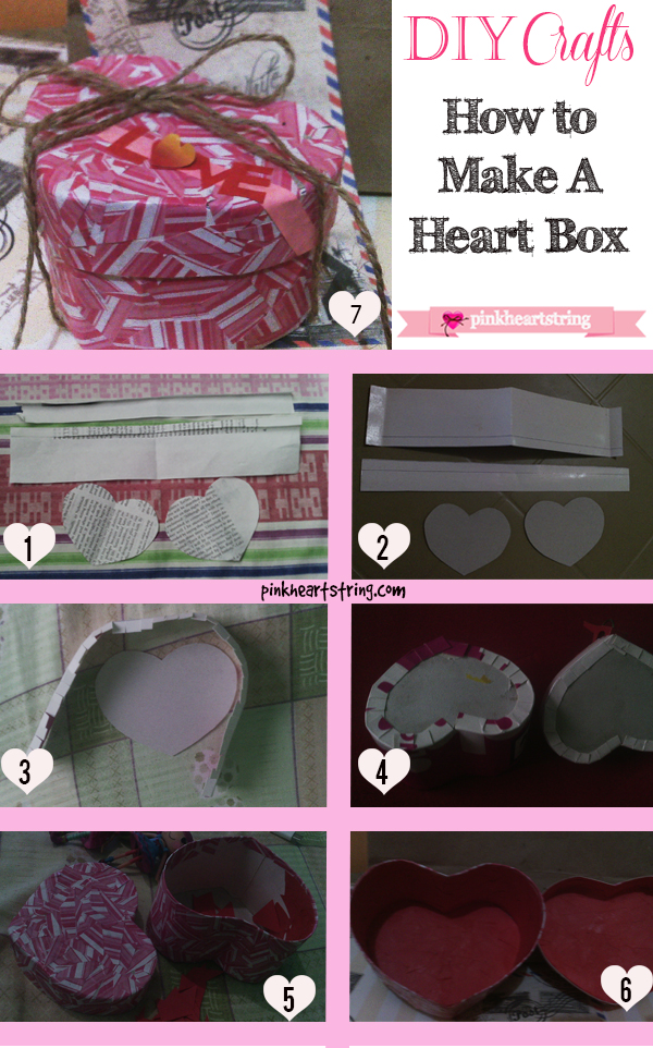 Mosaic Heart Box