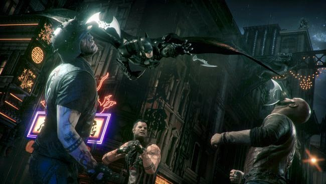 Batman Arkham Knight pushed back to 2015