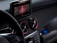 All-New 2013 Mercedes A-Class Interior