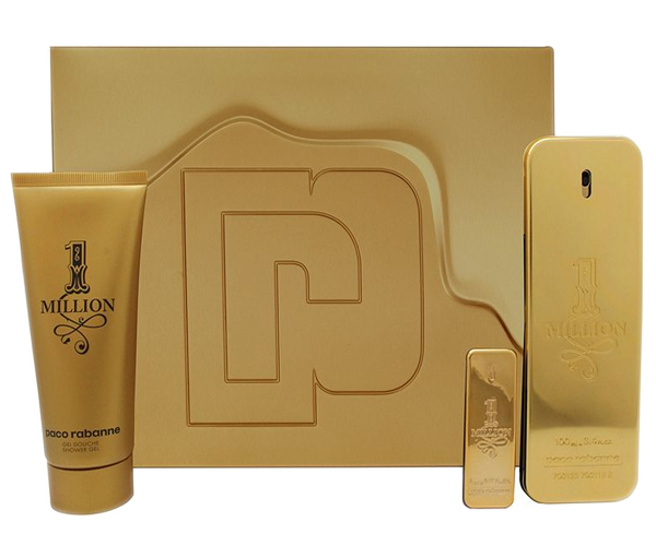 Paco Rabanne 1 Million Perfume Gift Set