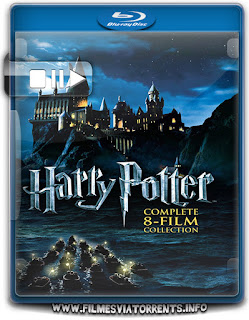 Coleção Harry Potter Torrent