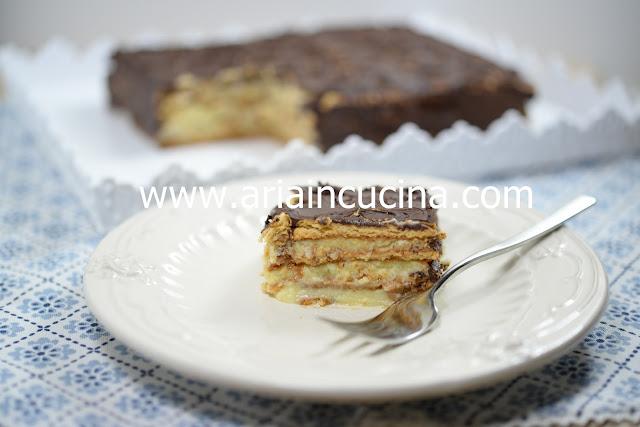 blog di cucina di aria: dolce mattone - Blog Di Cucina Dolci