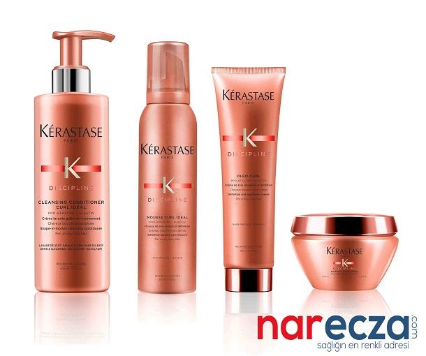 sorunlu saçlar için şampuan, saç bakımı, evde saç bakımı,Kerastase Discipline