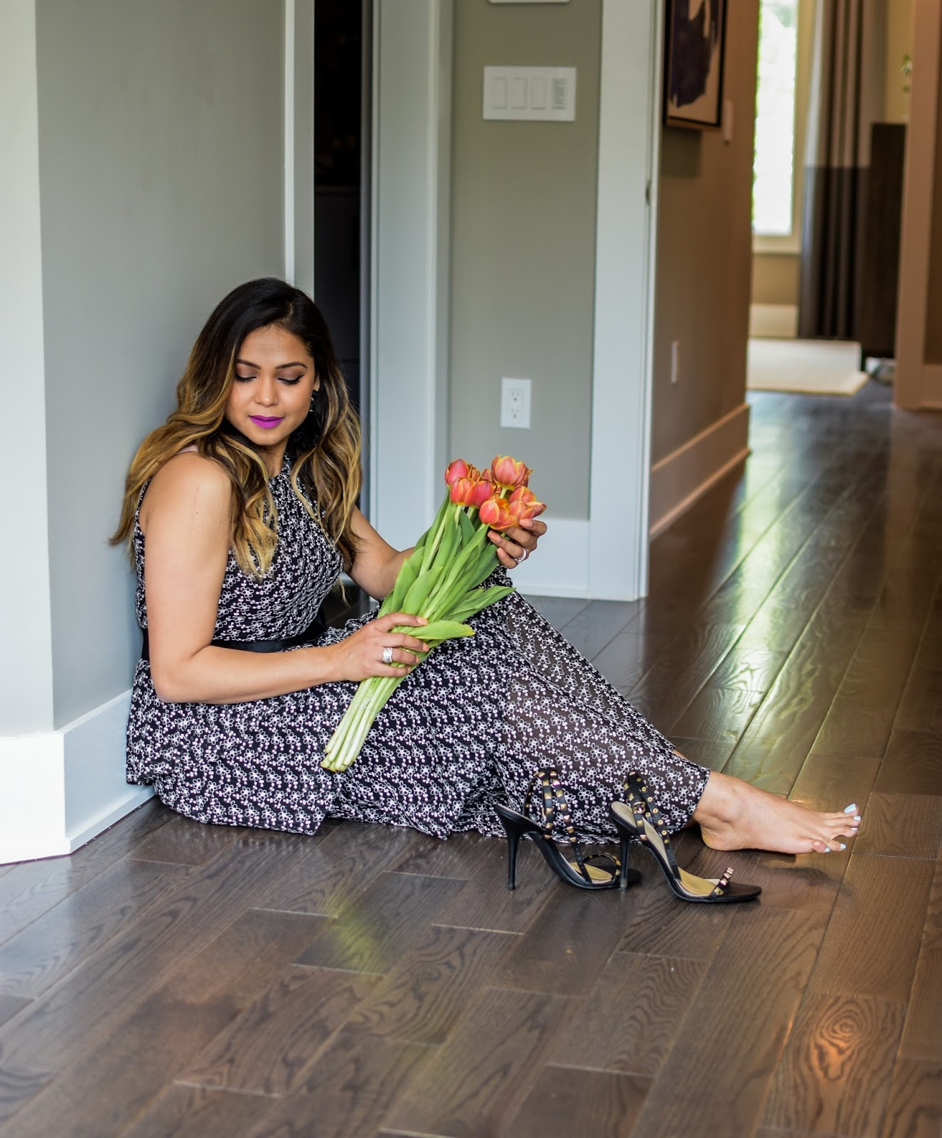 ten things to be thankful for this mothers day, happy mothers day, tiered macys maxi dress, ruffle dress, photoshoot, mommy style, wedding look, style, stylist, Dc blogger, seven things I learn't as a mother, myriad musings