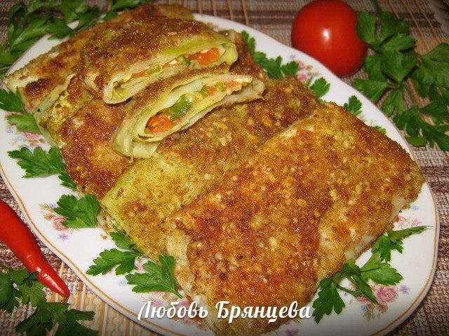 капустный шницель рецепт с фото пошагово