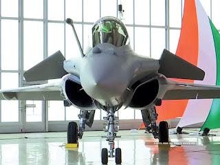 Jet Tempur Rafale AU India