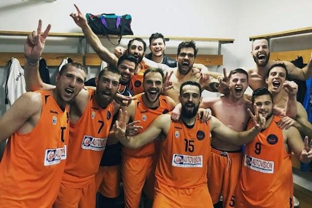 Οίακας Ναυπλίου: Το κύπελλο ανήκει στη πόλη μας!