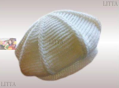 wzory czapek szydełkiem
