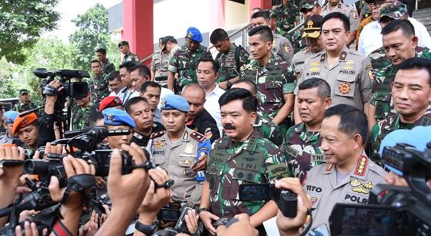 TNI dan Polri Harus Jaga Kepercayaan Rakyat