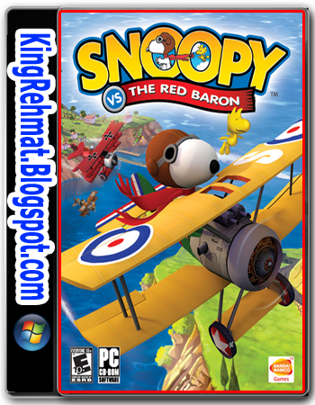 Snoopy VS The Red Baron PC Game Free Download