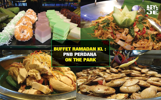 Buffet Ramadan Di Kuala Lumpur PNB Perdana On The Park