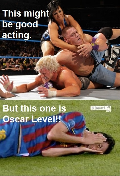 Oscar Level Acting !