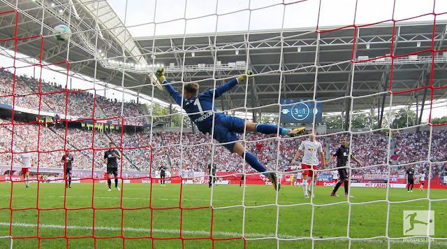 Hasil Lengkap Bundes Liga Pekan ke-2  sabtu 26 Agust 2017