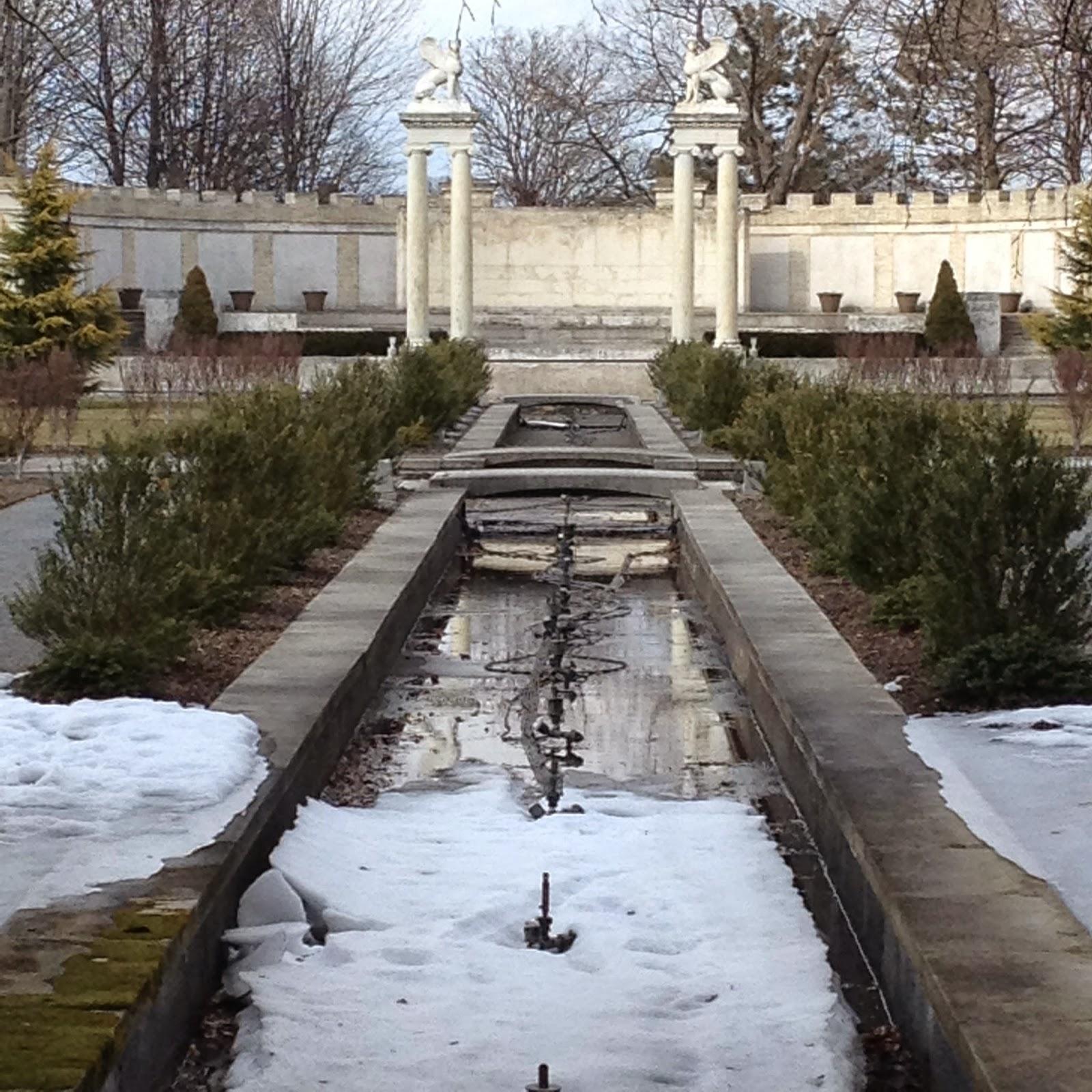 The Gardener S Eye The Untermyer Gardens In Yonkers