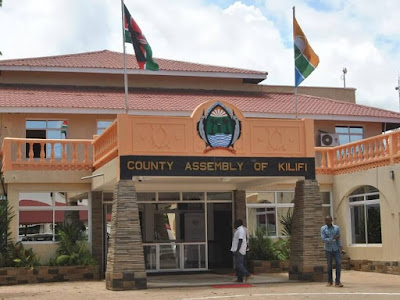 Kilifi county assembly hall. PHOTO | FILE
