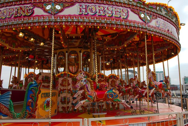 Review: Carousel at St Davids Hall