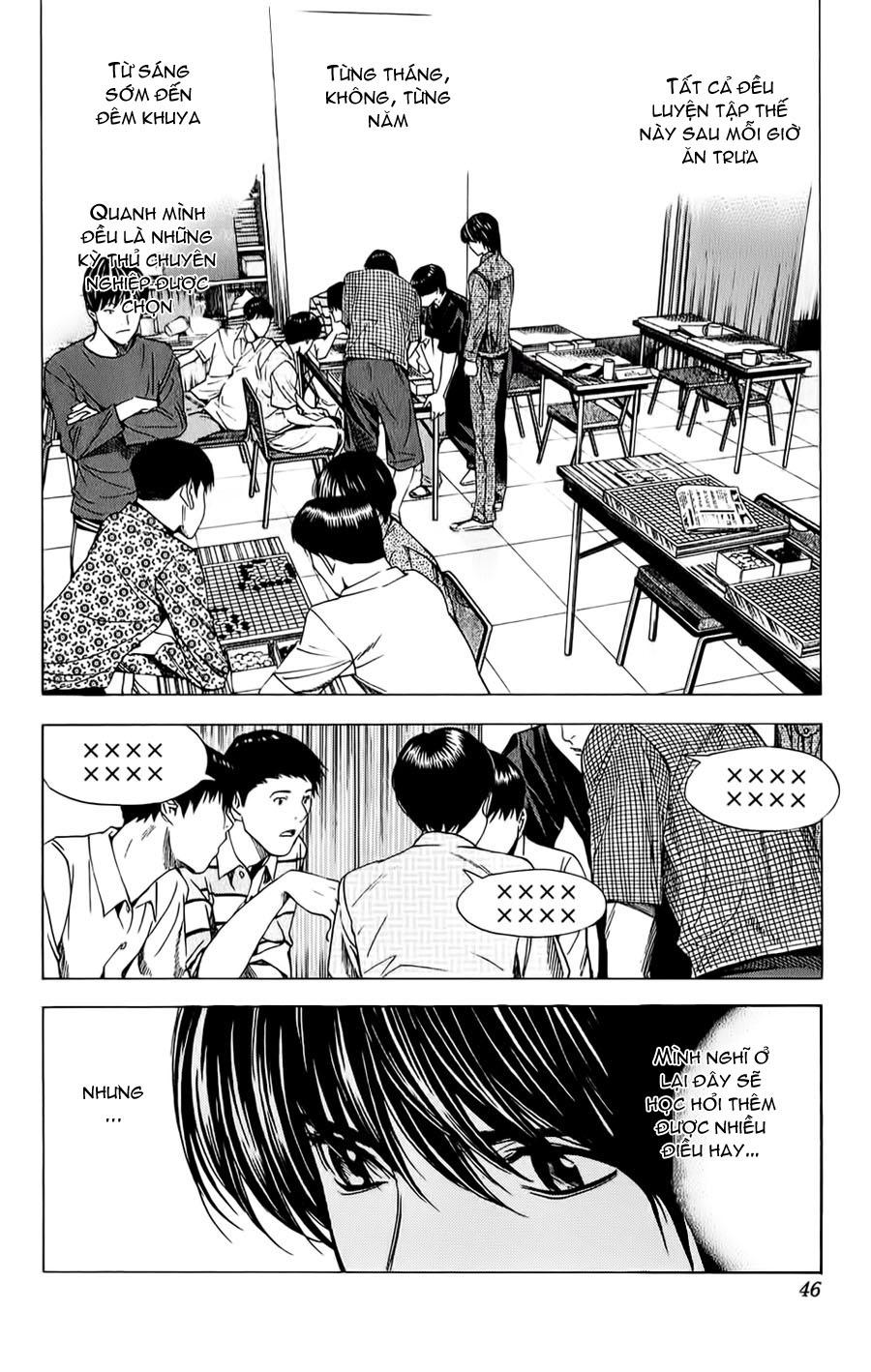 Hikaru No Go hikaru no go chap 132 trang 19