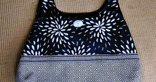 Shopping-Bag, Hippie/Beuteltasche, Turnbeutel