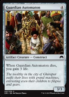 """Вінсент Прос / Vincent Proce """"Guardian Automaton"""""""