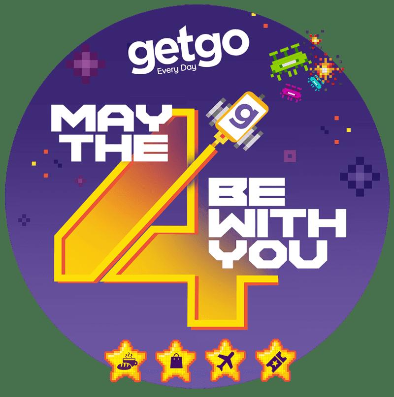 GetGo celebrates their 4th year anniversary