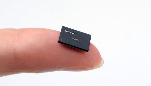 أعلنت سامسونج عن بدأ تصنيع أول معالج فى العالم يعتمد على تقنية 10 نانومتر