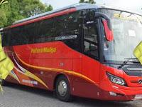 Harga Tiket Lebaran 2017 Bus Putera Mulya