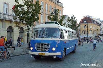 Jelcz 043, Klub Miłośników Komunikacji Miejskiej w Warszawie