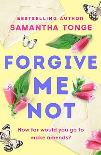 Forgive Me Not book cover.