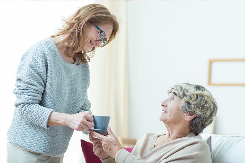 family caregiving personal care agreement