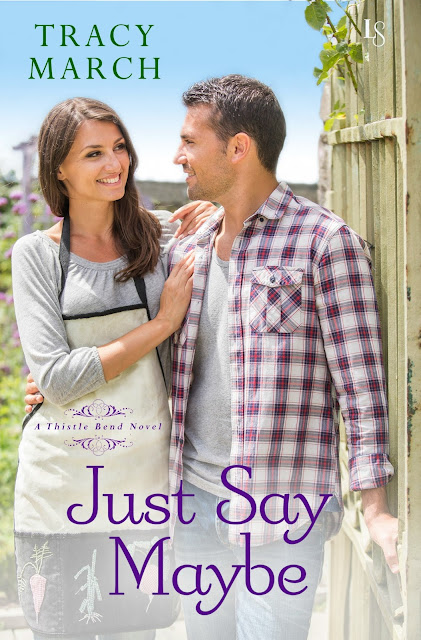 Spotlight: Just Say Maybe by Tracy March