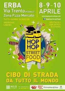 Hop Hop Street Food erba 2016