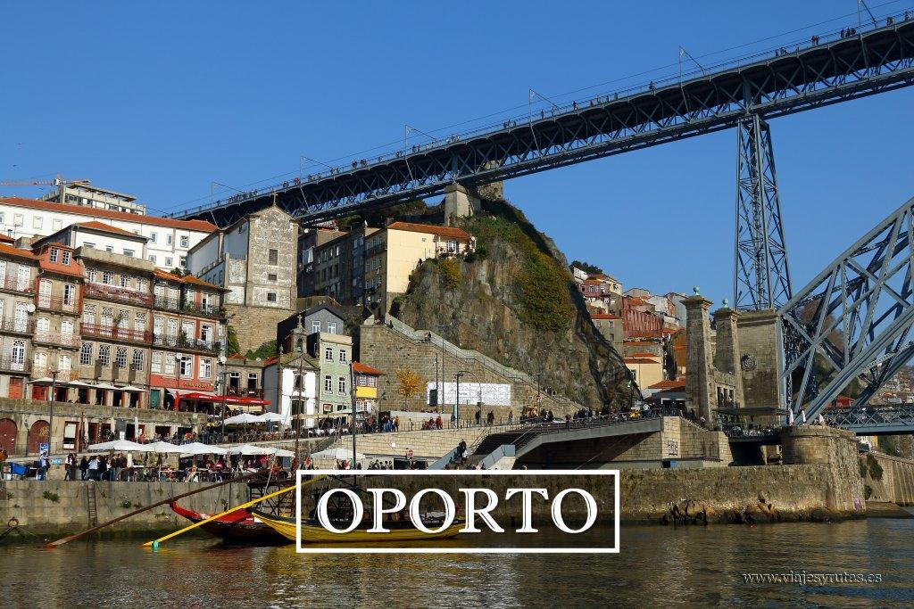 12 imprescindibles que ver en Oporto (y que hacer)