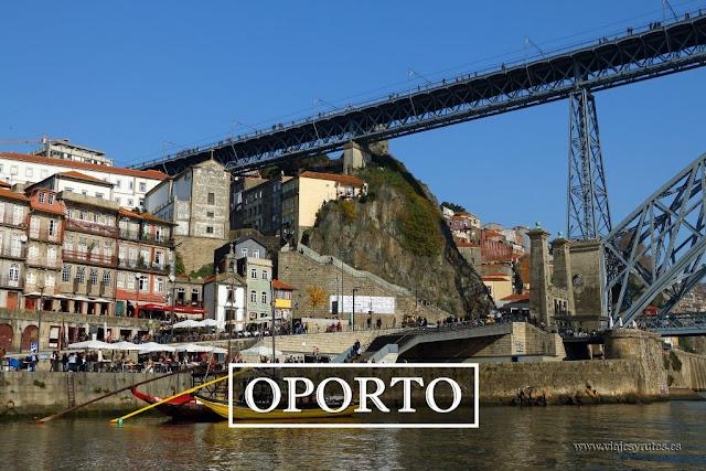 12 propuestas para disfrutar de Oporto