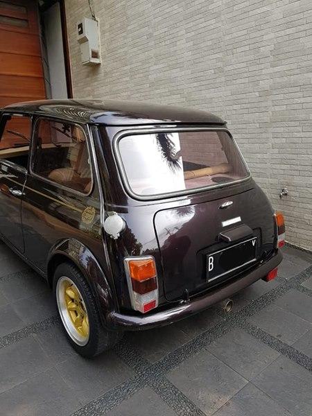 Dijual Mobil Klasik Mini Morris 1968 Antik Lapak Mobil Dan Motor Bekas