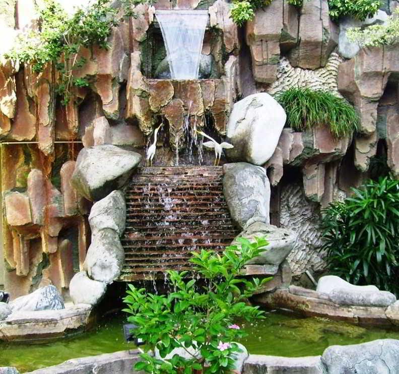 Gambar Model Desain Taman Minimalis