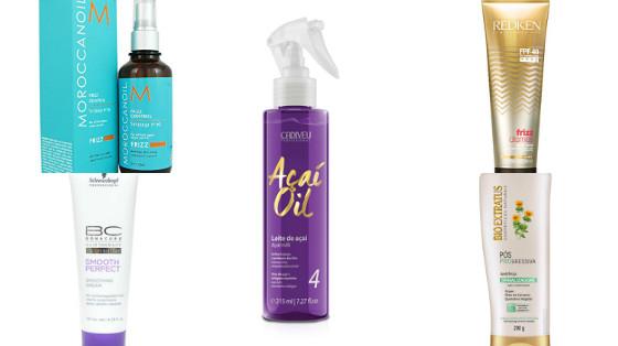 produtos anti frizz low poo