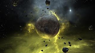 A misteriosa estrela que ameaçou o Sistema Solar