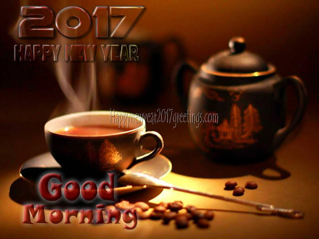 New Year 2017 Good morning Pics Wishes