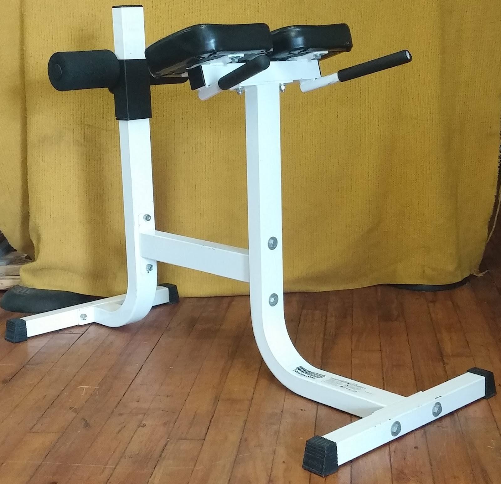 roman chair back extension muscles zero gravity patio canada kda fitness, llc = knowledge determination ability