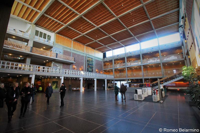 Kiruna City Hall Sweden