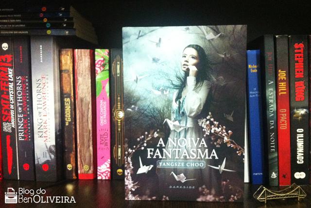 Livro A Noiva Fantasma, Yangsze Choo