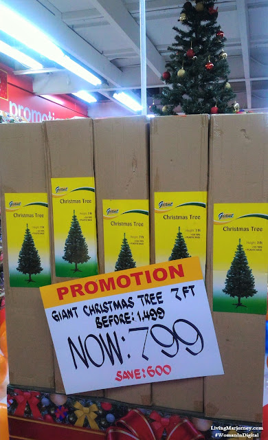 Shopwise Christmas Tree on Sale